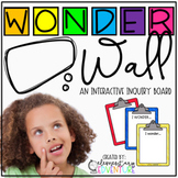 Wonder Wall - An Interactive Inquiry Bulletin Board