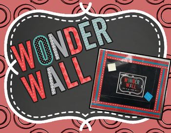 Wonder Wall Bulletin Board FREEBIE