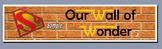 Wonder Wall - Display Banner