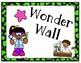 Wonder Wall Headers