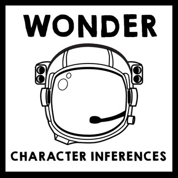 Wonder - Character Inferences & Analysis