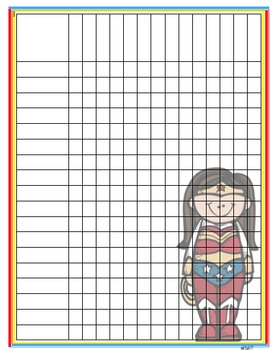 Wonder Woman Record Sheet