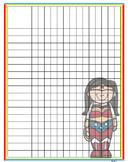 Wonder Woman Record Sheet