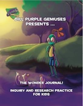 Wonder Writing Journal - 2nd grade - 6th