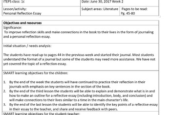 Wonder by R.J. Palacio - 10 week English unit for 5th grade
