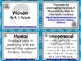 Wonder by R. J. Palacio Blooms and Gardner Grid with task cards