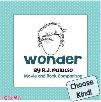Wonder by R.J.Palacio - Movie and Book Comparison and Movie Review