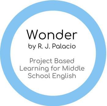 Wonder by R. J. Palacio PBL