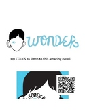 Wonder  by R.J. Palacio Read Aloud by chapter