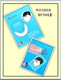 Wonder Novel Study Unit Plan and  Discussion & Read-Aloud Guide BUNDLE