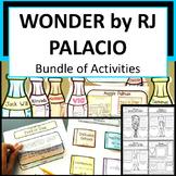 Wonder by RJ Palacio Bundle of Activities