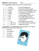 Wonder by RJ Palacio Character Quiz