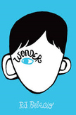 Wonder by R.J. Palacio - Creative and Functional Writing A