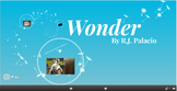 Wonder by R.J. Palacio Pre Reading Prezi