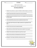Wonder's Comprehension Questions Unit 1 Week 1