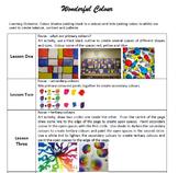 Wonderful Colour Arts Unit