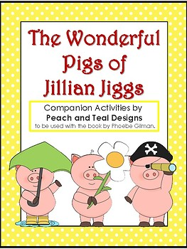 Wonderful Pigs of Jillian Jiggs Speech and Language Unit