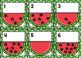 Wonderful Watermelon {A Counting Centre} Aussie Version