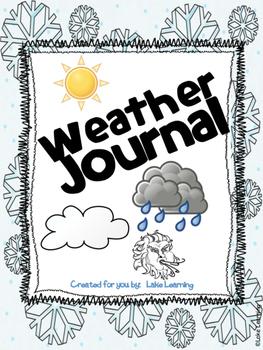 Weather Journal, Surveys, & Graphs