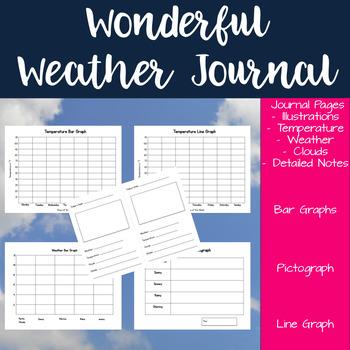 Wonderful Weather Journal