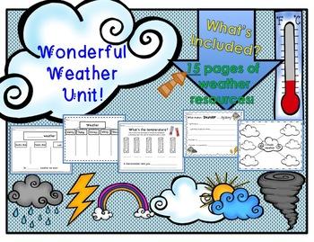 Wonderful Weather Unit!