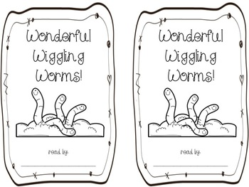 "Wonderful Wiggling Worms-A ""Worm""ology Lesson and Reader"