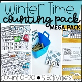 Winter Time Counting MEGA Pack