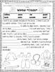 Wonderful Winter Literacy and Math