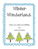 Wonderful Winter Math and Literacy Activities