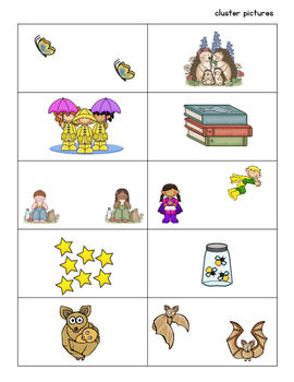 Wonderful Words Vocabulary Instruction: Bear Feels Scared