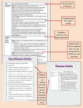 Wonderful Words Vocabulary Instruction Fall Bundle