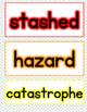 Wonderful Words Vocabulary Instruction: Too Many Toys