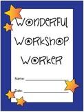 Wonderful Workshop Worker Patriotic
