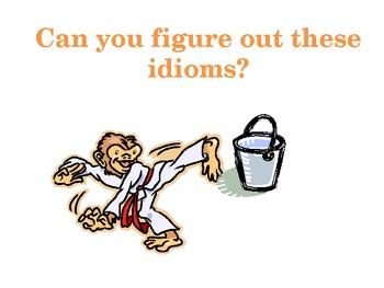 Wonderful World of Idioms
