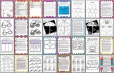 Common Core Aligned Graphic Organizers for the Entire Writ