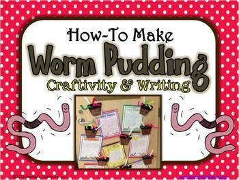Wonderful Worms Unit: Literacy & Math Extensions