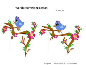 Wonderful Writing Assignment