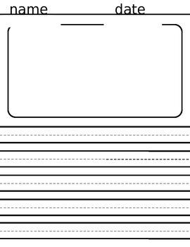 Wonderful Writing Paper