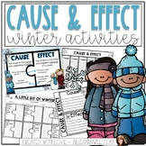 Cause and Effect Activities for Winter