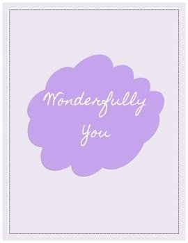 Wonderfully You