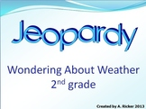 Wondering About Weather Review Game for the SMARTBoard