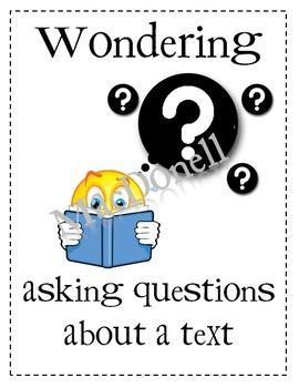 Wondering, Visualizing & Inferring Posters