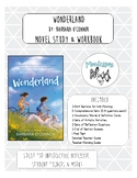 Wonderland Barbara O'Connor Complete Novel Study & Workbook!
