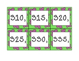 Wonderland Number Patterns
