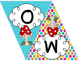 Wonderland Welcome To My Class Banner
