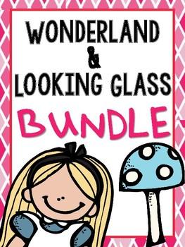 Wonderland and Looking Glass bundle