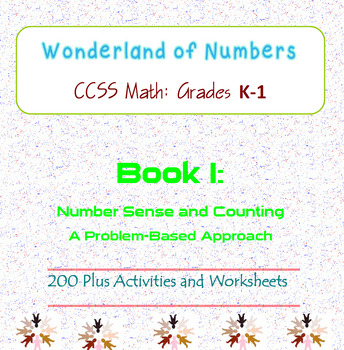 Wonderland of Numbers: CCSS (Common Core) Math: Grades K-1