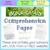 Wonderopolis Packet (Growing Resource!)