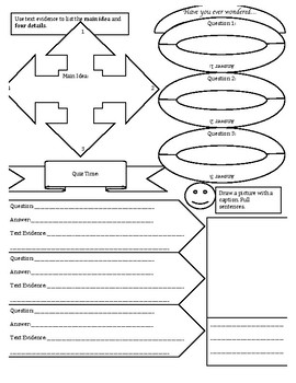 Wonderopolis Worksheet