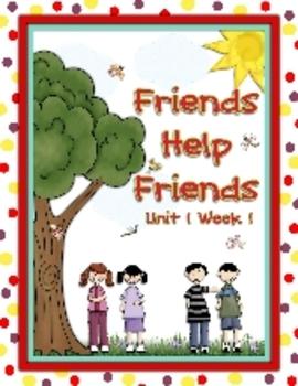 Wonders 1.1 Friends Help Friends